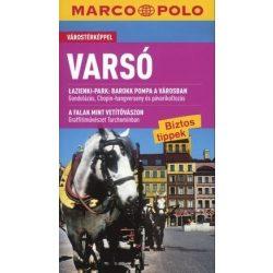 Varsó útikönyv Marco Polo