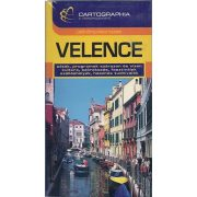 Velence útikönyv Cartographia