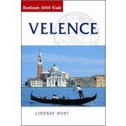 Velence útikönyv Booklands 2000 kiadó
