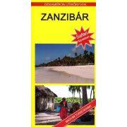 Zanzibár útikönyv Dekameron kiadó