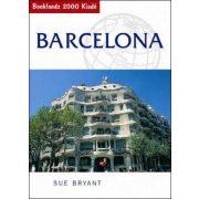 Barcelona útikönyv Booklands 2000 kiadó