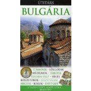 Bulgária útikönyv Útitárs, Panemex kiadó 2011