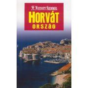 Horvátország útikönyv Nyitott Szemmel, Kossuth kiadó