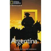 Argentína útikönyv Traveler Geographia kiadó