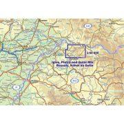 Rozsály, Kőhát és Gutin térkép Dimap Bt. 1:50 000