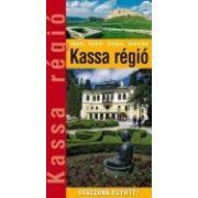 Kassa régió útikönyv Hibernia  2014