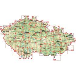 Shocart áttekintő térképek
