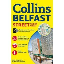 Belfast atlasz Collins