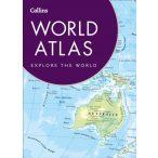 Világatlasz angol nyelvű - Collins World Atlas HarperCollins  2016