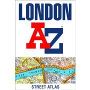 London térkép, London atlasz AZ kiadó  2020