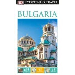 Bulgária Bulgaria útikönyv DK Eyewitness Guide, angol 2017