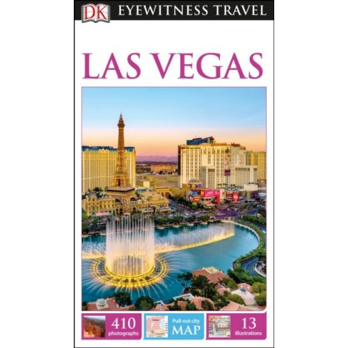 Las Vegas Utikonyv Dk Eyewitness Guide Angol 2017 9780241275450