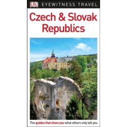 Csehország, Szlovákia útikönyv Czech and Slovak Republics DK Eyewitness Guide angol 2017