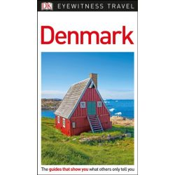 Dánia útikönyv Denmark  DK Eyewitness Guide, angol 2017