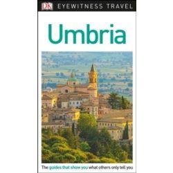Umbria útikönyv DK Eyewitness Travel Guide angol 2018