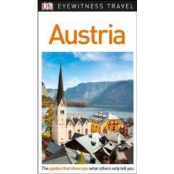 Austria útikönyv DK Eyewitness Travel Guide angol 2018