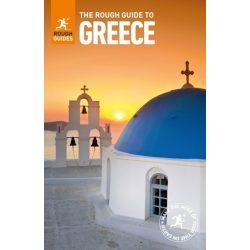 Rough Guide Greece Görögország útikönyv 2018