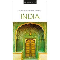 India útikönyv DK Eyewitness Guide, angol 2019
