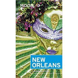 New Orleans útikönyv Moon, angol (4th ed)