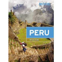 Peru útikönyv Moon, angol (Fifth Edition)