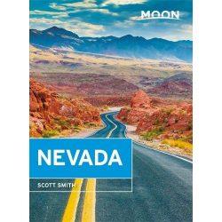 Nevada útikönyv Moon, angol