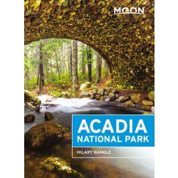 Acadia National Park útikönyv Moon, angol (Sixth Edition)