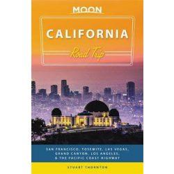 California Road Trip útikönyv Moon, angol (Third Edition) : San Francisco, Yosemite, Las Vegas, Grand Canyon, Los Angeles & the Pacific Coast