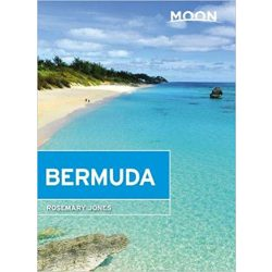 Bermuda útikönyv Moon, angol (Fifth Edition)