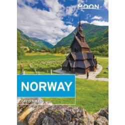 Norway útikönyv Moon, angol (Second Edition)