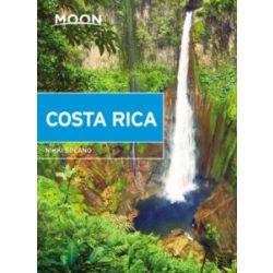 Costa Rica útikönyv Moon, angol (First Edition)