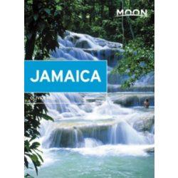 Jamaica útikönyv Moon, angol (Eighth Edition)
