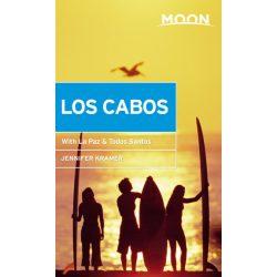 Los Cabos útikönyv Moon, angol (Eleventh Edition) : Including La Paz & Todos Santos
