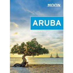 Aruba útikönyv Moon, angol (Third Edition)