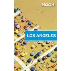 Los Angeles útikönyv Moon, angol (First Edition)