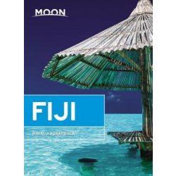 Fiji útikönyv Moon, angol (Tenth Edition)