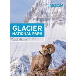 Glacier National Park útikönyv Moon, angol (Seventh Edition)