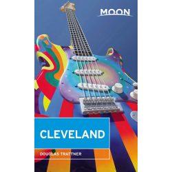 Cleveland útikönyv Moon, angol (Third Edition)