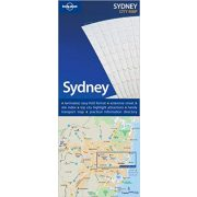 Sydney térkép Lonely Planet