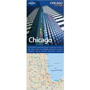 Chicago térkép Lonely Planet