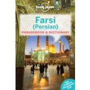 Farsi szótár (Persian) Phrasebook & Dictionary Lonely Planet szótár 2014