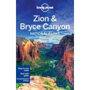 Zion & Bryce Canyon National Parks útikönyv Lonely Planet 2016