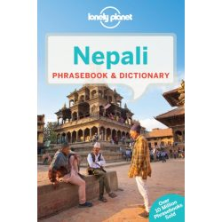 Lonely Planet nepáli szótár Nepali Phrasebook & Dictionary