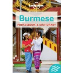Lonely Planet burmai szótár Burmese Phrasebook & Dictionary 2014