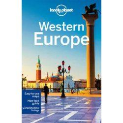 Europe, Western Europe útikönyv Lonely Planet  2015