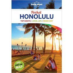 Honolulu útikönyv Pocket Lonely Planet útikönyv 2015