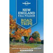 Road Trips Lonely Planet New England Fall Foliage 2016 New England útikönyv angol