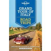 Road Trips Lonely Planet Grand Tour of Italy  2016 Olaszország útikönyv angol
