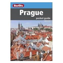 Berlitz Prague útikönyv Pocket Guide 2015