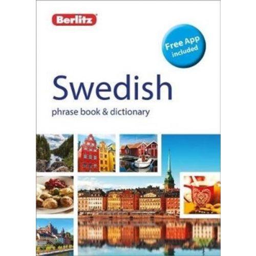 Berlitz svéd szótár Swedish Phrase Book & Dictionary