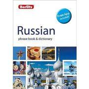 Berlitz orosz szótár Russian Phrasebook & Dictionary
